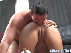 Ass Master Jynx Maze Takes Anal Creampie for AllAnal!