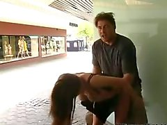 German teen fucked in the public