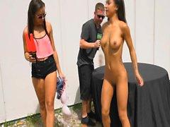 Nicole Bexley on sexual gameshow spreads