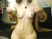 Busty girls masturbating on WebCam