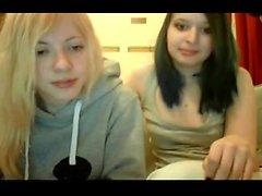 Amateur Teen Lesbians Pussy Eating