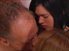 She Loves Old Men-4 ,cut 1(#grandpa #old man #dad)