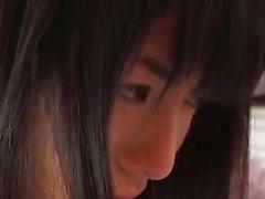 Yui Nakazato Hairy Japanese Teen Twat Cum Filled