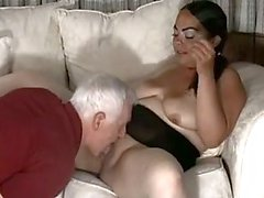 Young BBW With Pierced Nipples Loves Anal