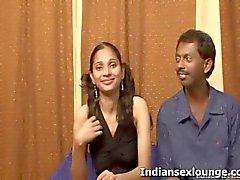 Naveen With Meenakshi