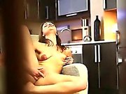 monkey nipples and fingers in pussy