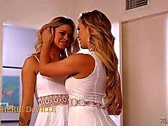 Blondes Cherie DeVille And Jessa Rhodes
