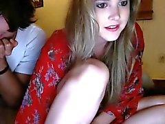 Teenager girls get naked on CamVirgo !