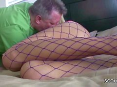 Mom Help Him With the best Blowjob in Homemade Sextape