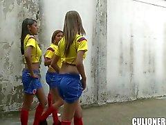 La seleccion Colombia del porno