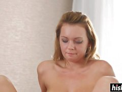 big load of dick makes a girl moan feature