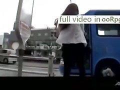 japanese wife get grope bus 0