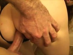 Ass that was whore fucked in the toilet