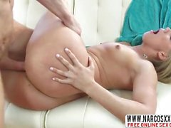 Erratic Not-Mama AJ Applegate Creampie
