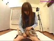 schoolgirl riding on guy cock fucked in doggy cum to ass on the mattress in the room
