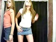 Sexy Teen Prince$$es Dance, Tease, Deny full Nudity