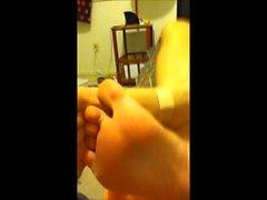 Room mates feet