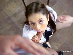 private - Student Nurse Rebecca Volpetti