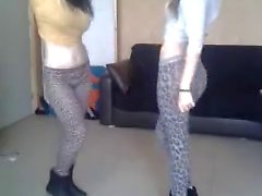 Dance sexy stepsisters ass