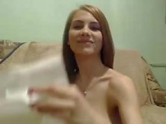 beautiful amateur teen cam show