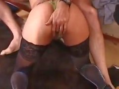 Mature mom son anal love
