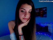 Amateur Sex Videos Lovely Hot Teen Plays 01
