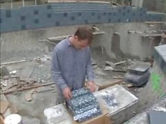 Mckenzie Miles Fucks Construction Worker