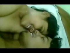 Young Bengali Girl Enjoying a Hot Sex