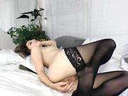 Hottest Masked Teen on Webcam Masturbation