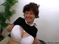 Chubby Busty Teen Kiki Doom teen amateur teen cumshots swallow dp anal