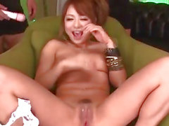Lovely group sex experience with young Cocoa Ayane