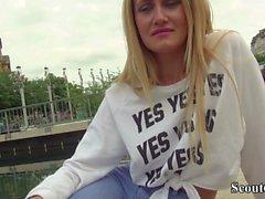 German Scout - Medizinstudentin Linda ohne Gummi gefickt