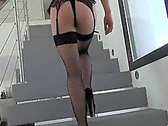Pornstar riding hard