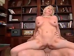 Mature mommy and young amigo Detra from 1fuckdatecom