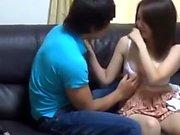 Voyeur record a asian amateur couple 1