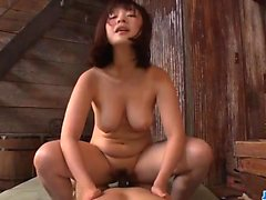 Wakaba Onoue, amazing POV show caught on cam