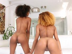 TeamSkeet - Compilation Of Hot EbonyTeens Fucked