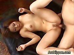 Double Penetration Asian Porn Clip