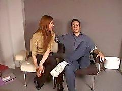 jeune couple francais
