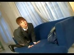 Japanese Sexy School Tease