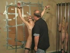 Tied Up Slave