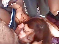extreme bukkake gangbang girls