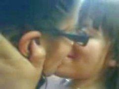Mexican Amateur College Students Outdoor Public Sex Scandal