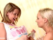 Anal Enticers lesbian anal with Zoe and Carie from Sapphic Erotica