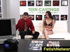 FetishNetwork Jade Dylan bondage casting