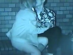 Publicsex amateur pussyfucked in public by a stranger