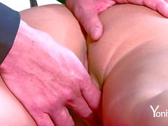 Yonitale: hot Silvie Luca has strong orgasm 1
