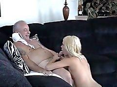 Uncle Jesse Fucks A Young Hottie