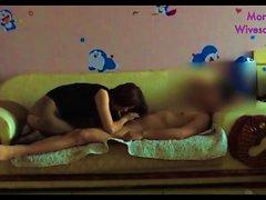 Asian slut wife on cam 2