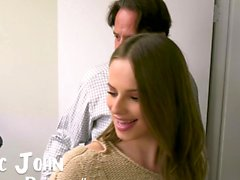 Jillian Janson gets tricked into fucking a casting director